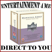 DOWNTON ABBEY - COMPLETE SERIES 1 2 3 4 5 & 6  **BRAND NEW DVD BOXSET*