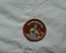 1964 Topps Baseball Coin # 146 Ron Santo All Star Chicago Cubs HOF