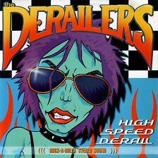 "THE DERAILERS - High Speed Derail - Italian 7"" / 45T - 2001"