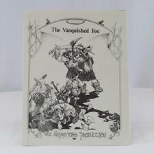 THE VANQUISHED FOE WEE WARRIORS VARIANT COMPLETE VF/NM DUNGEONS & DRAGONS