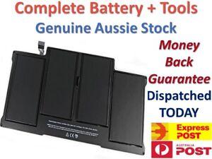 "Battery For Apple Macbook Air 13"" A1369 2011 A1466 2012, 2013-2017 A1405 A1496"