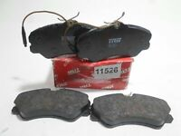 Pills Front Brake Pads Pad TRW CITROEN C25 Fiat Ducato