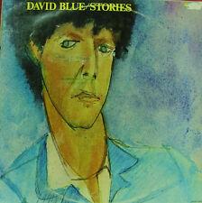 DAVID BLUE-STORIES LP VINILO 1971 (ENGLAND) GOOD COVER CONDITION-EXCELLENT VINYL