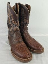 Lucchese Caiman 9.5 D Crepe Sole