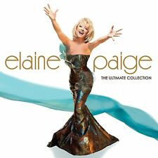ELAINE PAIGE - THE ULTIMATE COLLECTION: CD ALBUM (May 12th 2014)