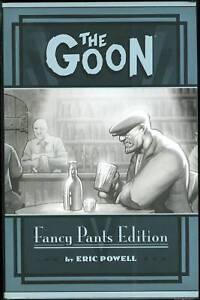 Rare Dark Horse Goon Fancy Pants Edition Hardcover HC