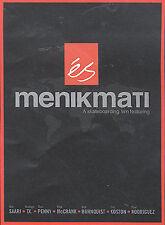 Menikmati (DVD, 2002) GOOD