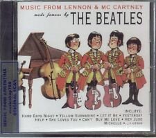 THE BEATLES TRIBUTE CD MUSIC FROM LENNON & MCCARTNEY ROYAL SPACE POP SYMPHONY