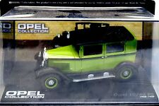Opel Collection - Opel 10/40 PS, 1925 - 1929  1:43 in Box