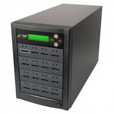 1 to 15 SD Secure Digital Multiple Memory Cards Copy Duplicator Tower System