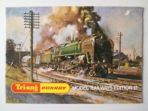 Triang Hornby 17th Edition Catalogue (1971) + price list
