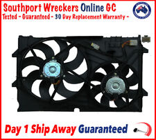 OEM Holden Commodore VY Twin Thermo Fans Electric Cooling Sed/Wag/Ute V6 4PIN