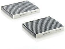 Mann-filter Cabin Air Filter CUK2533-2 fits BMW 5 Series F10 528i 530d 535d