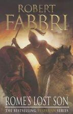Rome's Lost Son (VESPASIAN) by Fabbri, Robert