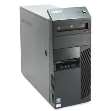 Lenovo ThinkCentre M91 Computer Tower Core i5 3.1GHz 8GB 240GB SSD Windows 10