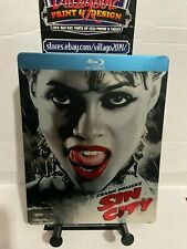 Sin City (Blu-ray Disc Steelbook) Free Shipping!