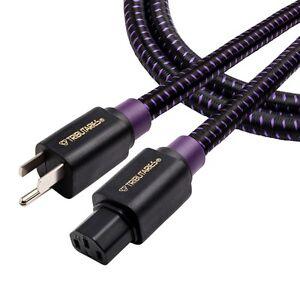Tributaries 6ft 6P-IEC power cord - Authorized Dealer