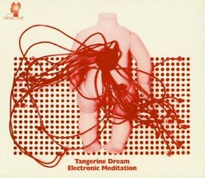 Tangerine Dream - Electronic Meditation [CD]