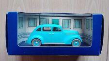TINTIN – ''LE TAXI FORD DES SEPT BOULES DE CRISTAL''- FORD V8 1937.