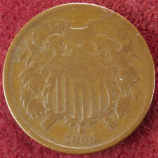 United States 2 Cents 1866 (F2103)
