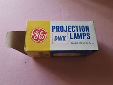 GE PROJECTOR LAMP DWK, 230V 1000W Old Stock