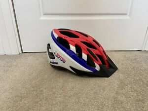 Lazer LZB-01 Cyclone British Cycling Helmet Large 58-61cm Adjustable Cycle