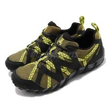 Merrell Waterpro Maipo 2 Olive Green Lime Men Outdoors Hiking Shoes J48613