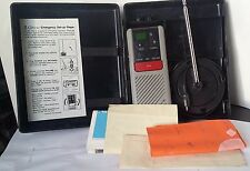 Vintage Cobra Sos Two Way Emergency Mobile Cb 40 Channel