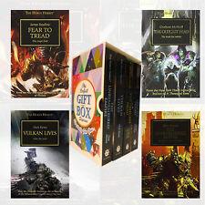 Horus Heresy Series 4 Books By Dan Abnett Collection Gift Wrapped Slipcase NEW