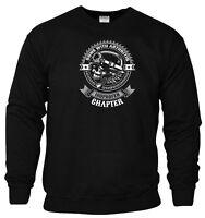 Sons With Arthritis Sweatshirt Ibuprofen Skull Bike Club Outlaw SOA Gift Men Top