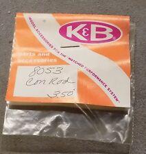 K & B Marine con rod with bushings 8053
