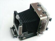 WISTA D wooden patern 4x5 inch metal camera (B/N.481172)