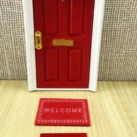 1:12 Dollhouse Miniature Carpet Dollhouse Room Accessories Decor FJ Fast shippin