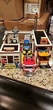 Lego Custom Modular City Garage based off 7642