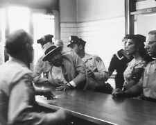 Martin Luther King being arrested in 1958 for Loitering 10x8 Photo
