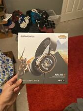 SteelSeries Arctis 5 PUBG Edition Headband Headset for Gaming - Black