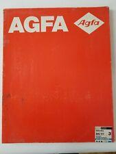 "Agfa Brovira Bn 111 3 16"" x 20"" Baryta Photo Paper 50 count box 2X Weight Sealed"