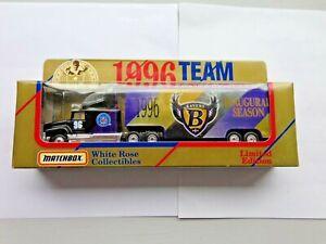 Vintage NFL 1996 Baltimore Ravens 1st YEAR Semi Truck New Old School RARE !!!