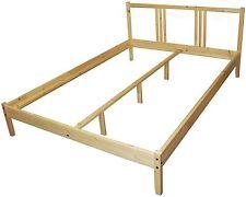 Ikea Bett Fjellse Gunstig Kaufen Ebay