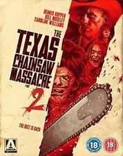 The Texas Chainsaw Massacre 2 Region a Blu-ray