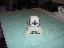 Vtg ROCHESTER RED WINGS Season Ticket Holder Baseball City USA Paperweight