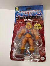 ?NEW 2020 Masters of the Universe Origins Walmart He-Man Battle Figure? MOTU