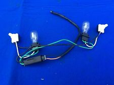 2-WIRE DOME LIGHT WIRING HARNESS W/ SWITCHES SATURN VUE EQUINOX INTERIOR OEM