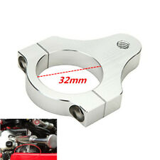 32mm Aluminium Motorcycle Steering Damper Clamp Fork Mounting Bracket Fittings