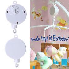 Mechanisch Musikmobile Baby Mobile Spieluhr Musikuhr Einschlafhilfe für Babybett