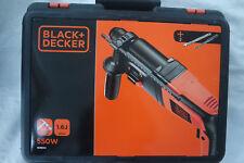 Black & Decker KD855KA Bohr- und Meisselhammer 550W SDS-Plus Bohrhammer