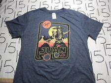 Medium- Humor Star Wars Parody Hon Solo Tex Mex Gilden Brand T- Shirt