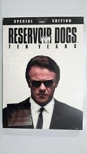 Reservoir Dogs New Sealed! Mr. White (Dvd, 2002, Mr. White 10th Anniversary)