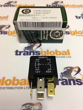 Land Rover Freelander (96-06) Rear Heated Window Relay (replaces Yellow type)