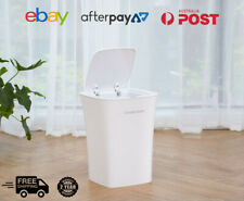 Ninestar 10 L Sensor Automatic Trash bin Plastic  Home and Office( Nappy Bin )